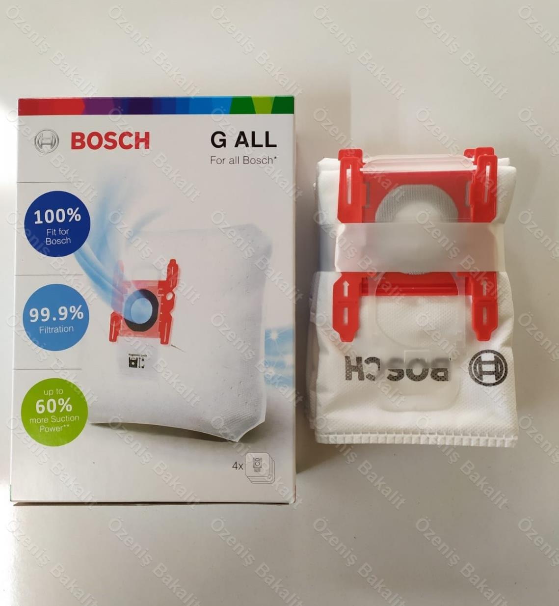 Bosch Kutulu A sınıfı Sentetik Bez
