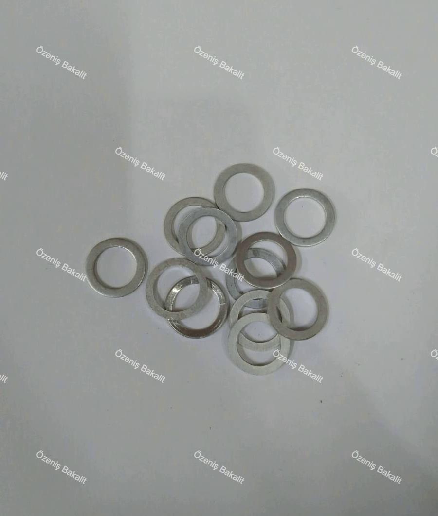 Alüminyum Pul Orta