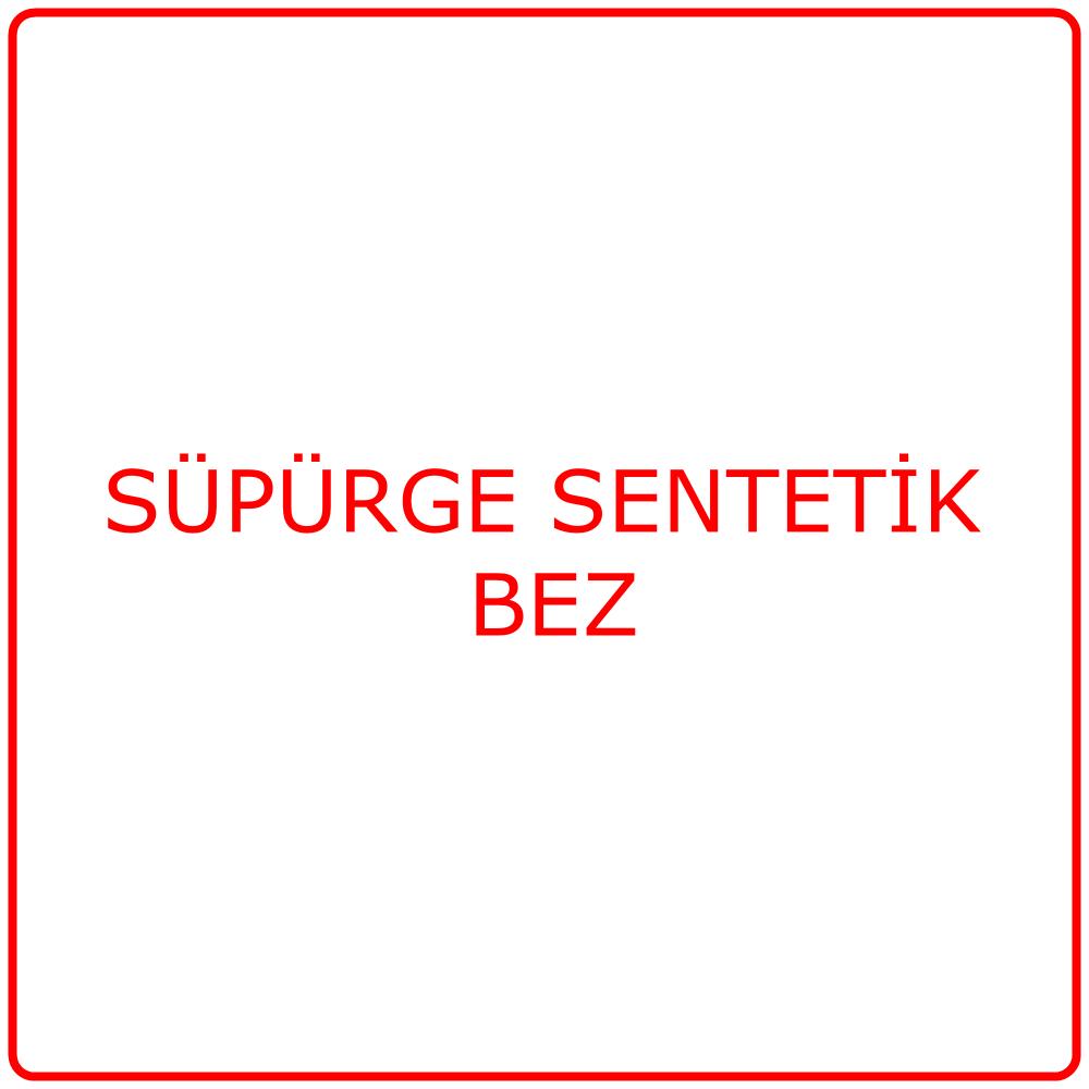 Süpürge Sentetik Bez